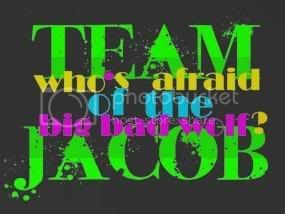 Team Jacob duhh Pictures, Images and Photos