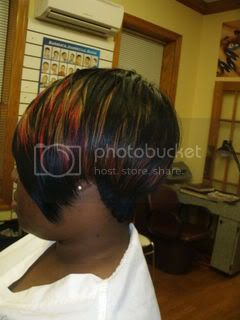 SHORT CAPWEAVE ASSYMETRICAL WITH HIGHLIGHTS photo 002-1.jpg